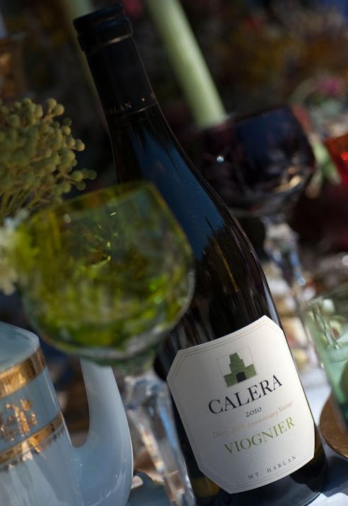 Must-Try Wine of Week: 2010 Calera Wine Co. 35th Anniversary Vintage Mt. Harlan Viognier