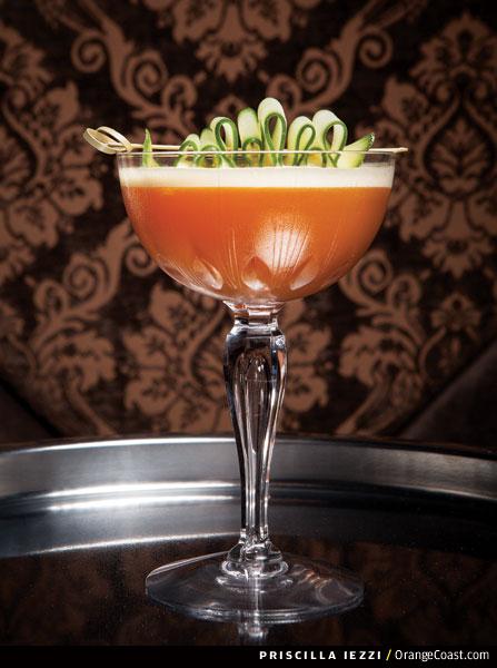 O.C.'s Best: Vintage Cocktails