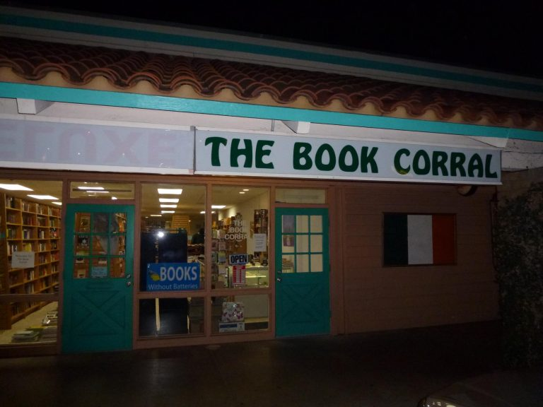 Lil Places We Love: The Book Corral