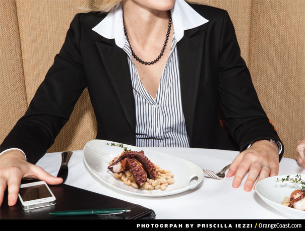 O.C.'s Best: Power Lunches