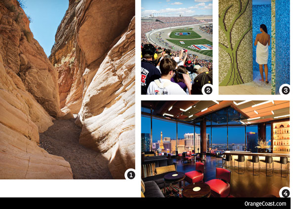 Perfect Getaway: Who knew you could find good, clean fun in Sin City?
