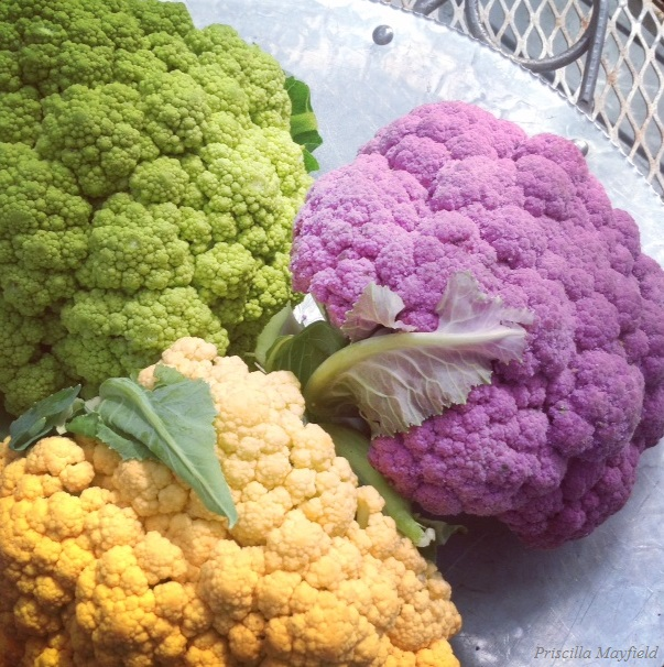 Invite Cauliflower to Your Mardi Gras Party