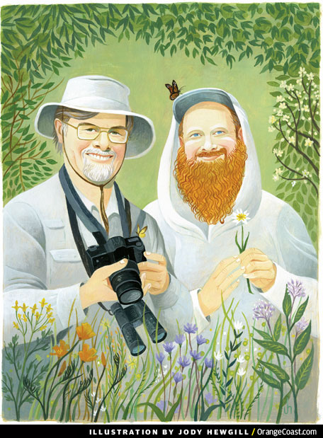 The Nature Dorks: Orange County's Wildflower Experts