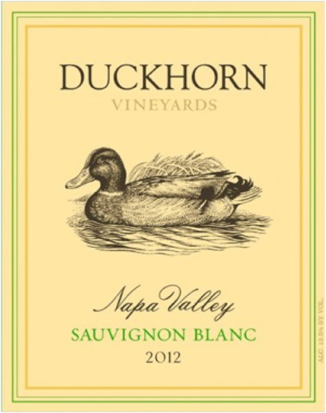 Must-Try Wine of the Week: Duckhorn 2012 Sauvignon Blanc, Napa Valley, California