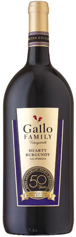 Must-Try Wine of Week: Gallo Family Vineyards California Hearty Burgundy