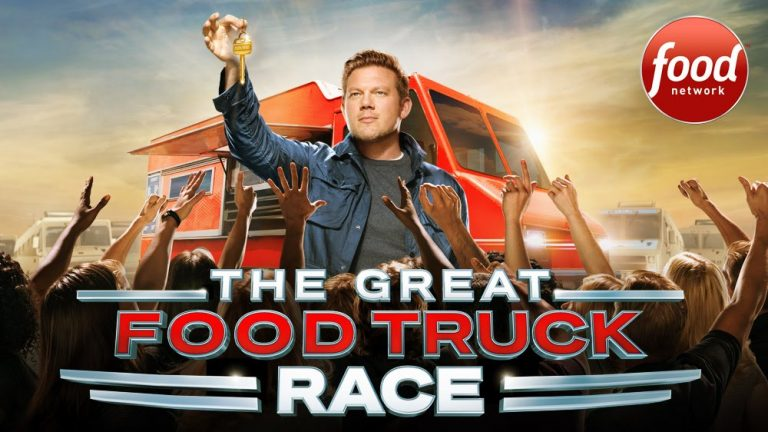 'The Great Food Truck Race' Season 5: No Experience Required is the Only Requirement