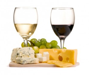 Cheese Can Make Red Wine More Palatable