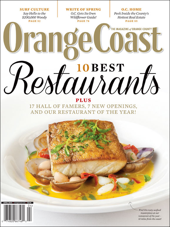 April 2014: 10 Best Restaurants