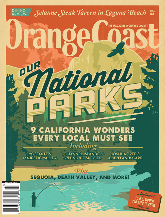 May 2014: Our National Parks