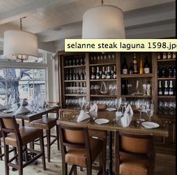 Selanne Steak Tavern's On-Staff Sommelier and Wine Selection Impress