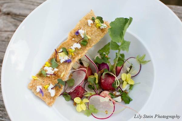 Stonehill Tavern's Backyard Vegetable Love