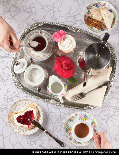 O.C.'s Best: Afternoon Tea