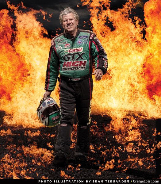 The 300-mph Burn Rate