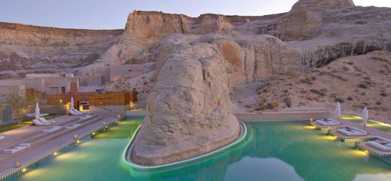 Spring Spirit Refresh: Amangiri Resort, Canyon Point, Utah
