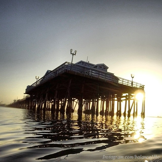 Original Fish Company's New Seal Beach Pier Spot