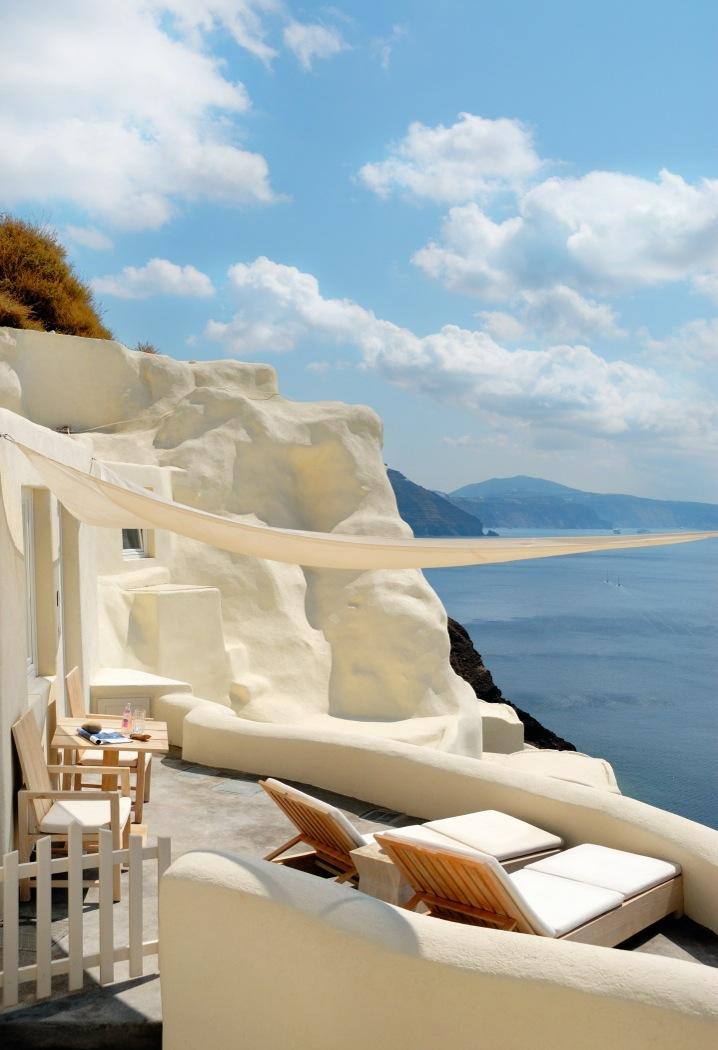 Refresh Your Spirit at the Mystique Hotel in Santorini, Greece