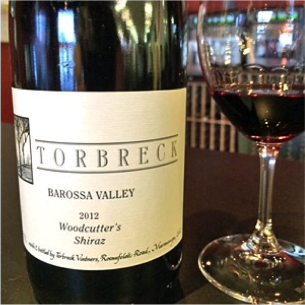 """Must Try Wine of the Week: Torbreck 2012 """"Woodcutters"""" Shiraz, Barossa Valley, Australia"""