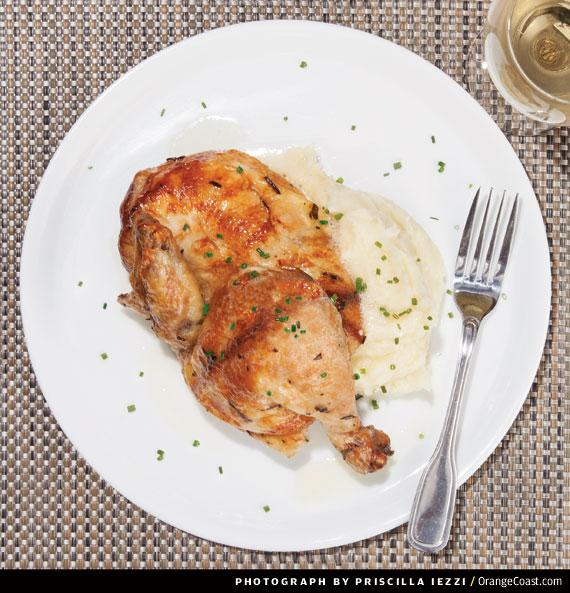 O.C.'s Best: Roast Chicken