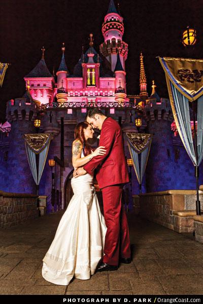 Rituals: Theme Park Weddings