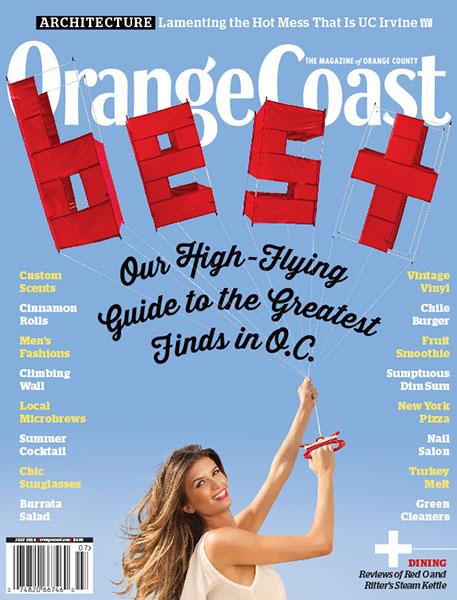 July 2014: Best Of Orange County