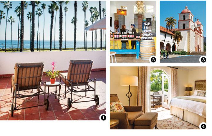 Perfect Getaway: Santa Barbara