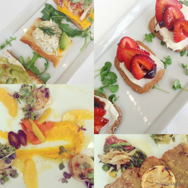 Lunch in Mediterranean Mind at Fig & Olive