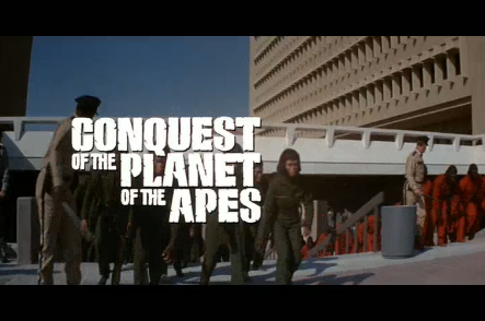 """UC Irvine as Backdrop for """"Apes"""""""