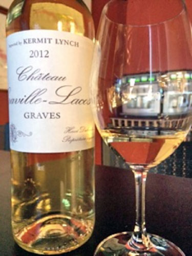 Must-Try Wine of the Week: Château Graville-Lacoste 2012 Graves Blanc, Bordeaux, France