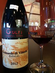 Must Try Wine of the Week: Gulfi 2012 Cerasuolo Di Vittoria DOCG, Red Wine, Sicily