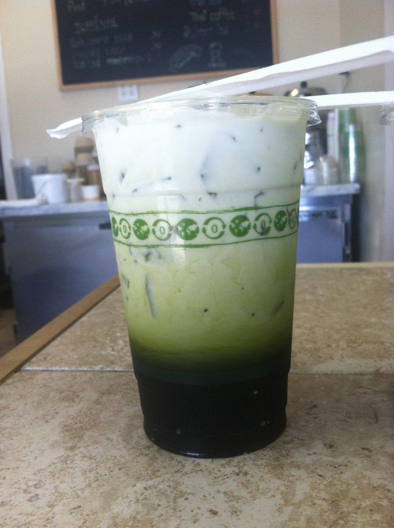 Go Green (Tea)!