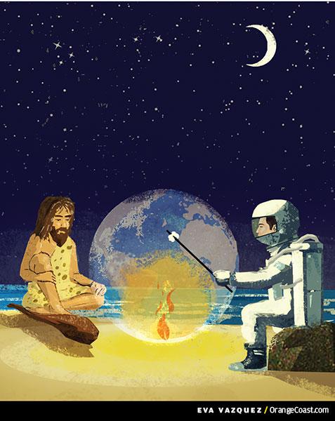 Rituals: Beach Fires