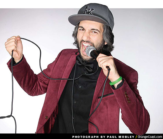 Stand-Up Guy: Amir K