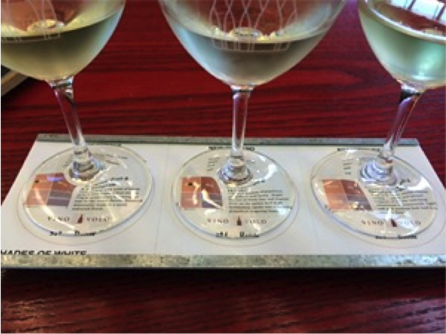 Wine and Flights—Not to Be Confused with Wine Flights