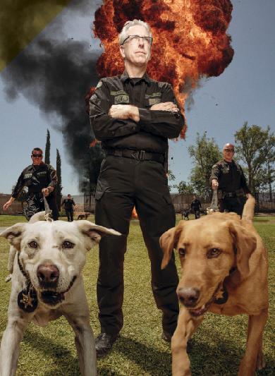 Bomb Squad: Blast Master Randy Sterett