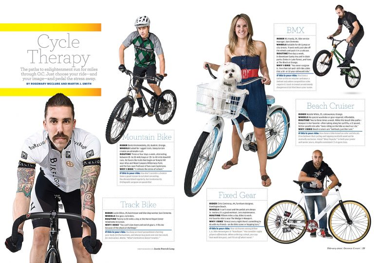 Cycle Therapy: How to Choose Your Ride