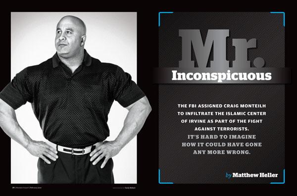 Mr. Inconspicuous