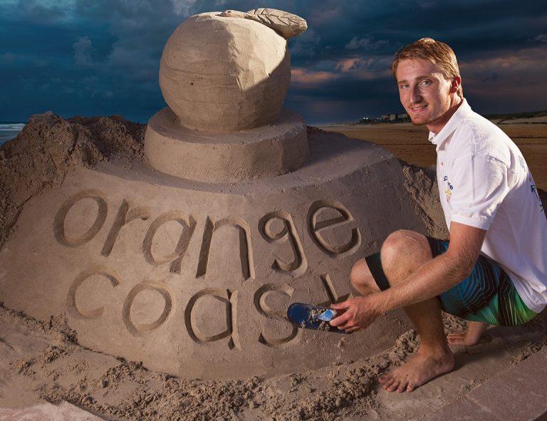 Sand Castle King Alex LeBon