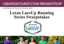 Lexus LaceUp race series orange county