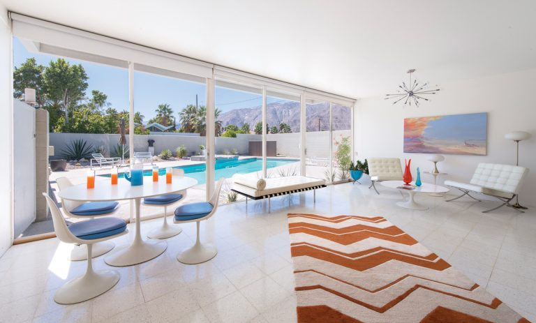 The Retro-and-Resort Circuit in Palm Springs | Foodie Road Trip