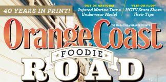 Orange Coast magazine October 2014