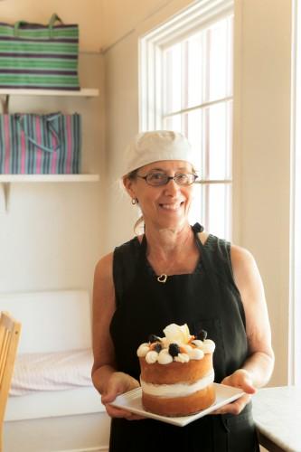 Shelly Strazis Knead Baking Company