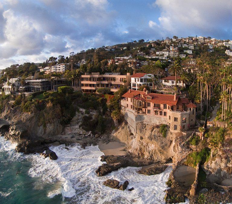 Century-Old Cliffside Stunner has a Mission Inn Pedigree