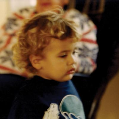 Family photos provided by Ruth Briscoe and Lesley Summers suggest a much more complex and happier home life than Ashton Sachs described to investigators. Here's Ashton as a baby.