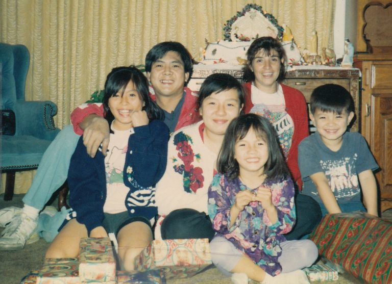 Growing Up in O.C.: A Special Christmas for Cal State Fullerton's Jeanne Tran