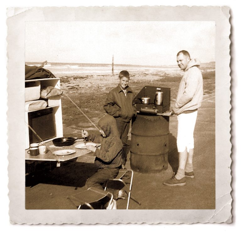 Growing Up in O.C.: Surfer Don Craig Celebrates the Joys of San Onofre