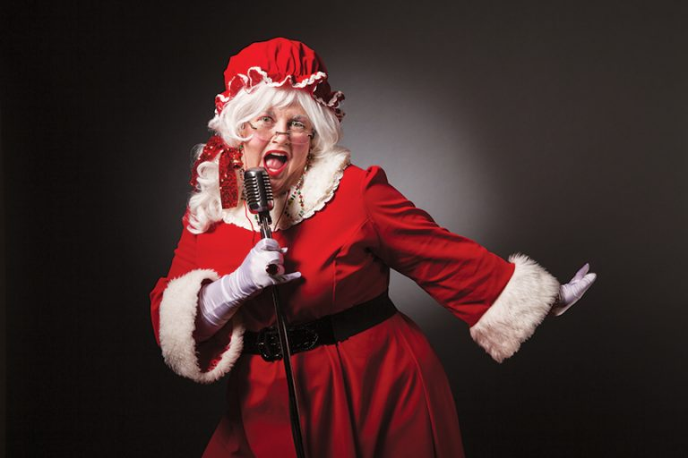Yes, Virginia, There Is a Mrs. Claus—and She Lives in O.C.
