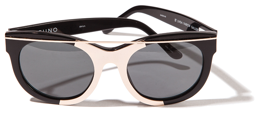 Suno Sunglasses by Linda Farrow, $431.