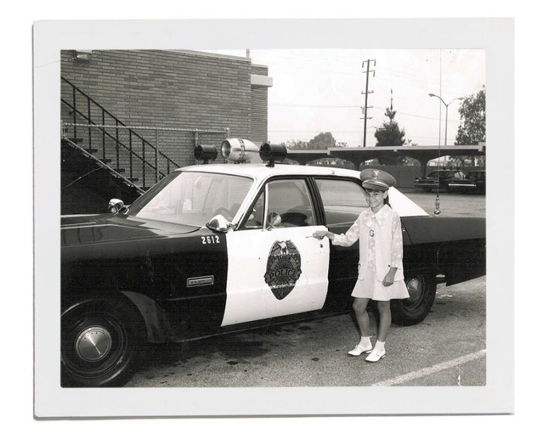 Growing Up in O.C.: Loretta Sanchez as Anaheim Police Chief