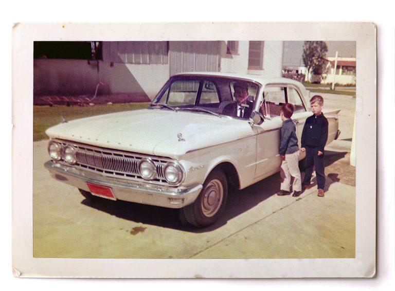 Growing Up in O.C.: John Moorlach's Trusty Family Comet
