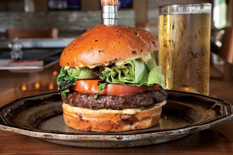 Celebrating National Hamburger Day